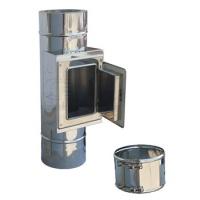 Kontrolní prvek PH, vysokoteplotní, izolace 50mm