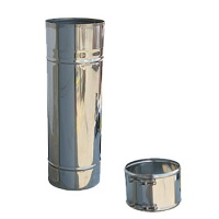 Roura 1080mm + spona Complex D, izolace 50mm