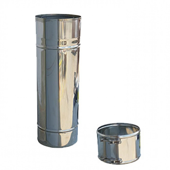 Roura E2500 L10, 1080mm, izolace 50mm