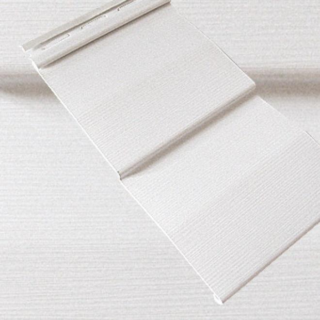 Fasádní obklad Deco Siding, SV-01, 01 - bílý