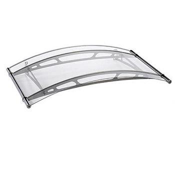 Oblouková stříška Polymer Lightline 1480x910mm