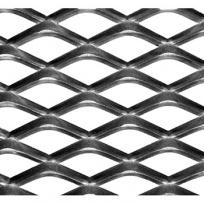 Tahokov Fe - kosočtvercové oko 22x12mm, můstek 3mm