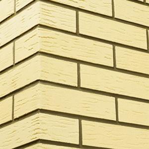 Cihelný obklad Izoflex, pásek č. 101, světle žlutá