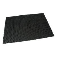 Gumová vstupní čistící rohož s uzavřeným dnem na hrubé nečistoty Octomat Elite - 150 x 100 x 2,3 cm