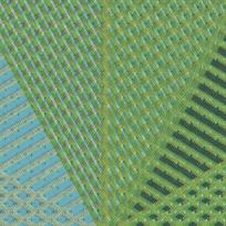 Obkladový panel Kerradeco FB300 Geometric Green