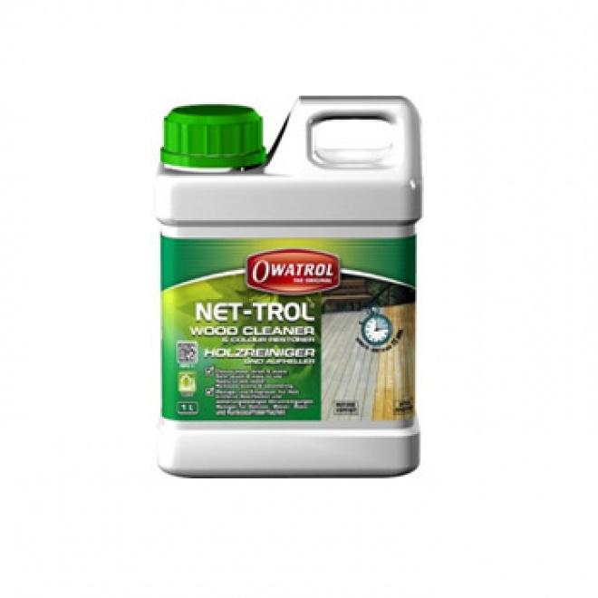 Odstraňovač dřevní šedi Owatrol Net-Trol