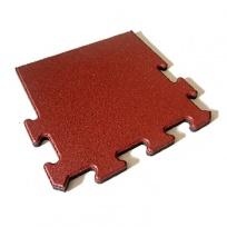 Dlažba pro terasy Puzzle SBR, okrajový profil
