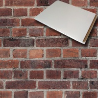 Obkladový panel Vilo Motivo Modern, PD250, Red Brick 3D
