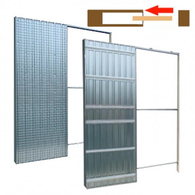 stavební pouzdro Scrigno Stech 600mm