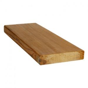 Hladké dřevěné prkno Thermowood, SHP 19x92mm