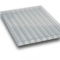 Polykarbonátová deska Exolon 6 mm čirá 2,1x1m
