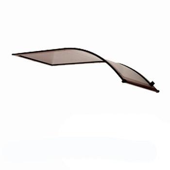 Robelit, rovná, jednostranná stříška 1600x750x750mm