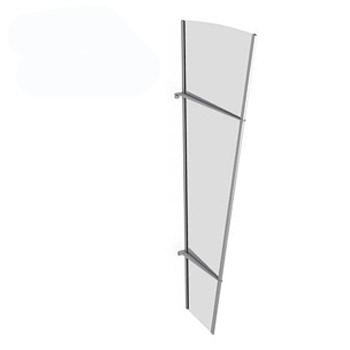Boční stěna Polymer, Lightline XL, čirá