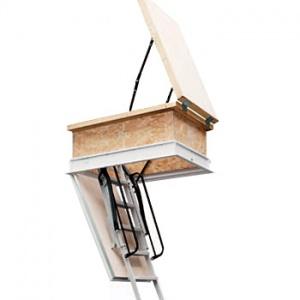 Protipožární schody JAP Aristo, pro pasivní domy