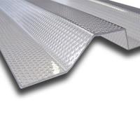 Polykarbonátová trapézová deska Decopol Plus, čirá 76/18 mm
