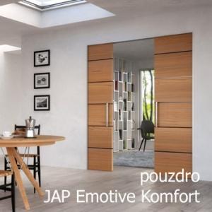 stavební pouzdro JAP 713 Emotive Komfort, 1250 mm