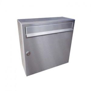 Nerezová poštovní schránka Dols, A-01