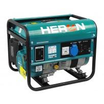 Heron elektrocentrála benzínová 1,1kW/ 2,8HP (8896109)