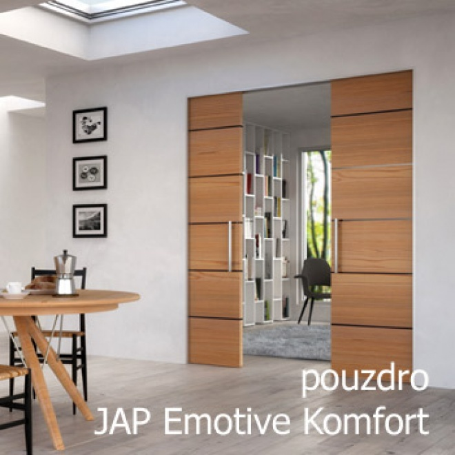stavební pouzdro JAP 713 Emotive Komfort, 2450 mm