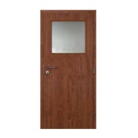 Protipožární dveře 1/3 sklo, El(EW) 30C DP3