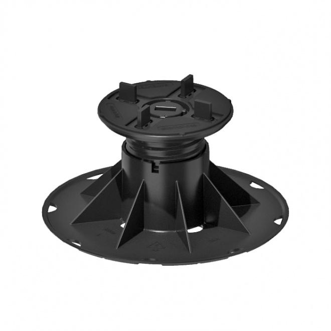 Podložka pod dlažbu Basic Nero BN4, 80-128mm