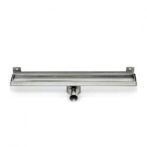 Nástěnný sprchový žlab s obkladem, KNWFm 500-1200mm