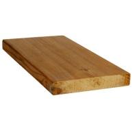 Hladké dřevěné prkno Thermowood, SHP 19x117mm