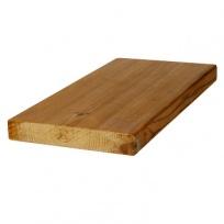 Hladké dřevěné prkno Thermowood, SHP 26x117mm