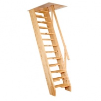 Mlynářské schody Oman Clever, 650x3400mm