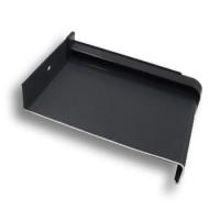 Parapet venkovní, hliníkový Extrudovaný - Antracitgrau, tl. 1,5-2,8mm