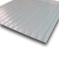 Dutinkový polykarbonát Exolon 10mm čirá 2,1x2m