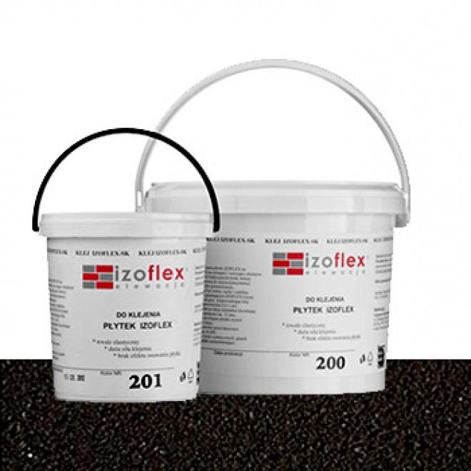 Lepící tmel Izoflex 222, antracit
