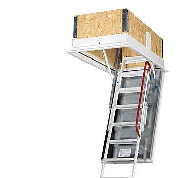 Půdní schody Wippro Isotec