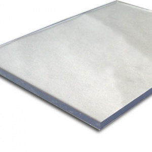 Plný polykarbonát Makrolon 2UV, 4 mm čirý 1,02x1,52m