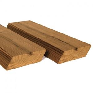 Fasádní dřevěná palubka Thermowood, SSS 26x92mm