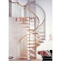 Točité schodiště Arke Klan 1200mm výška: 2100-2350mm