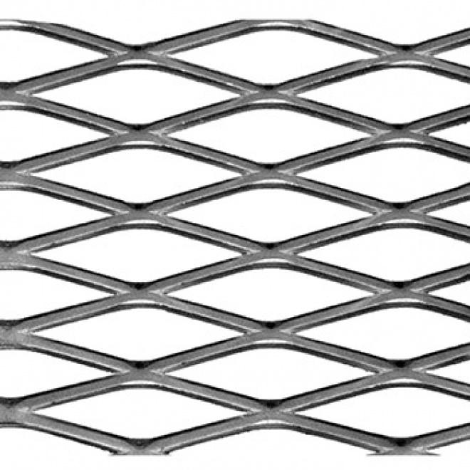 Tahokov Fe - kosočtvercové oko 42x12mm, můstek 3mm