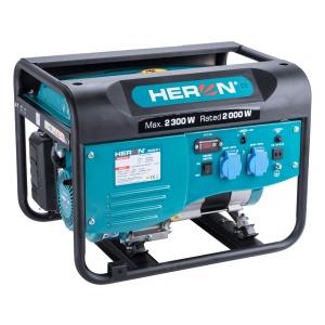 Heron elektrocentrála benzínová 2,3kW/ 5,5HP (8896411)