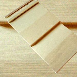 Fasádní obklad Deco Siding, SV01, 02 - krémový