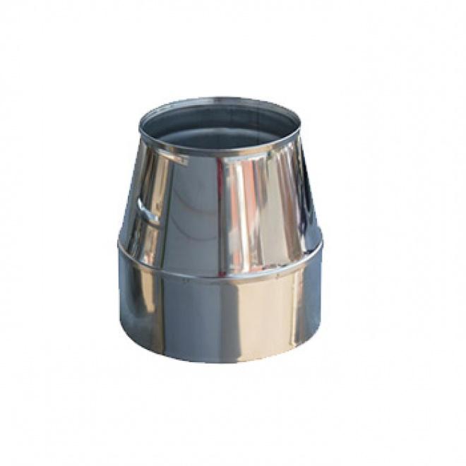 Komínové ukončení konické E2500 M, izolace 50mm