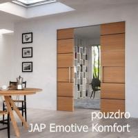 stavební pouzdro JAP 713 Emotive Komfort, 1850 mm