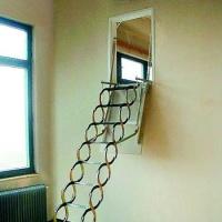Stahovací schody JAP - Verticale