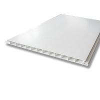 Plastová palubka Color Linea P165, bílá