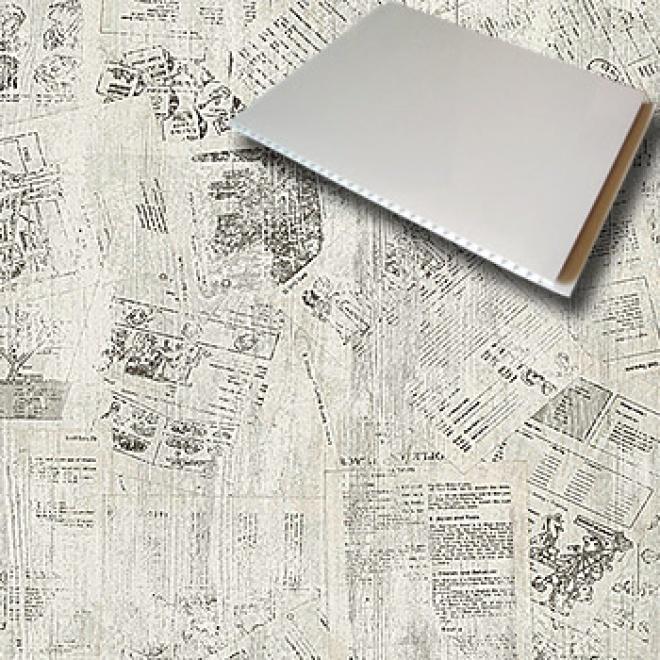 Interiérový obklad Vilo Motivo Modern, PD250, News Paper
