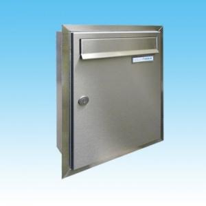 Poštovní schránka z nerezi Dols, C-01/A01
