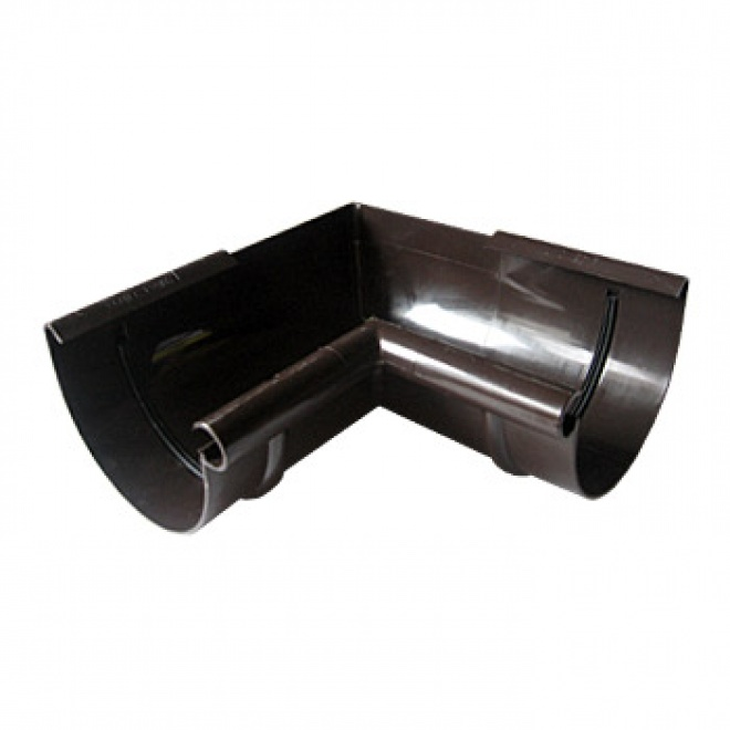 Plastový kout okapu Gamrat 75-150mm