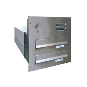 Sestava schránky Dols, 2x B-042 s hovorovým modulem