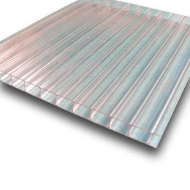 Polykarbonátová deska Exolon 8 mm čirá 2,1x6m