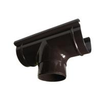 PVC ústí svodu Gamrat 75-150mm